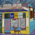 Corner Shop by Joan Wild