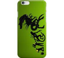 Alien Evolution (NO TEXT) iPhone Case/Skin
