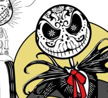 Noche de los Muertos Sticker