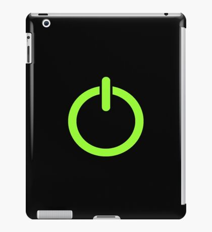 Power Up! iPad Case/Skin