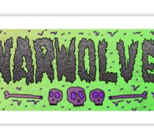 Gnarwolves Logo Sticker