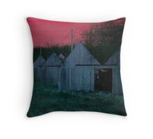 Greenhouse Effect Throw Pillow