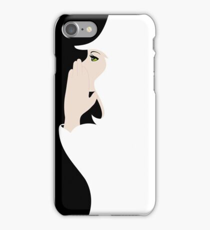 Glinda (Logo) iPhone Case/Skin