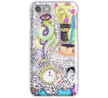 Cogs, Quotes, and Lyrics iPhone Case/Skin