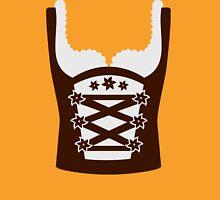 Dirndl Oktoberfest Womens Fitted T-Shirt