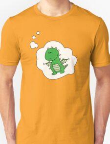 Imagine Dragons - Cartoon Version! T-Shirt