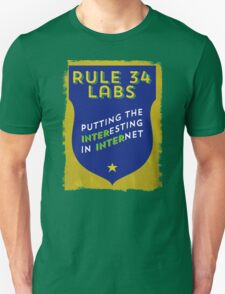 Rule 34 Labs T-Shirt
