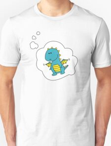 Imagine Dragons - Blue Cartoon Version! T-Shirt
