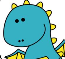 Imagine Dragons - Blue Cartoon Version! Sticker