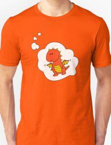 Imagine Dragons - Red Cartoon Version! Unisex T-Shirt