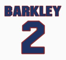 National football player Matt Barkley jersey 2 by imsport