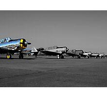 Warbirds Photographic Print