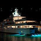 Apoise Dockside @ The Hyatt Night Shot by DavidIori