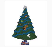 Sherlockian Christmas Kids Clothes
