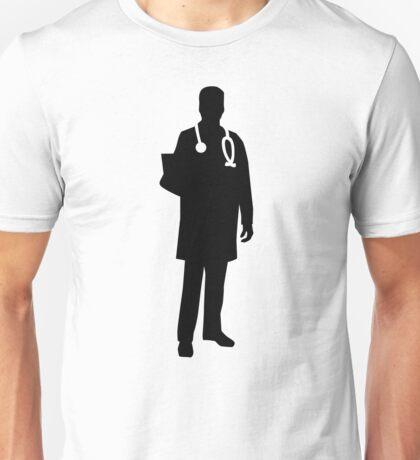 Doctor stethoscope Unisex T-Shirt