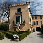 villa in bardolino (lake garda/italy) by srphotos