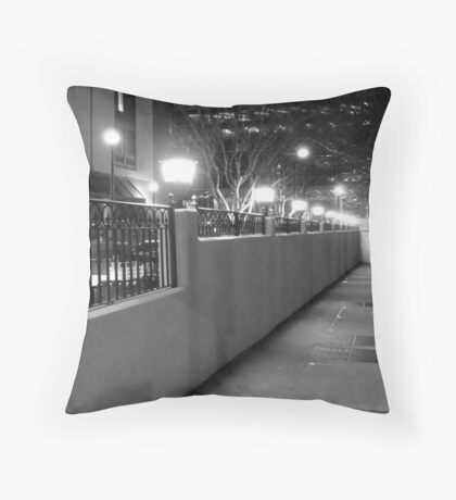 Sidewalk Throw Pillow