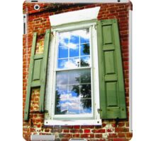 Window with History iPad Case/Skin