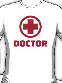Doctor red cross T-Shirt