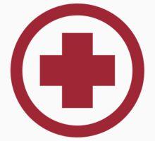 Doctor red cross by Designzz