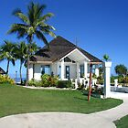 Wedding Chapel at Naviti Resort Fiji by Camelot