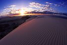 Cape Howe Sunrise by Travis Easton