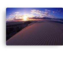 Cape Howe Sunrise Canvas Print