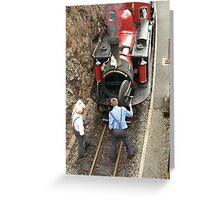 Ffestiniog Railway Greeting Card