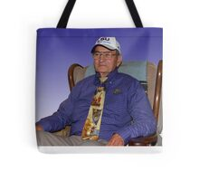 Look who's smiling today . . . Tote Bag