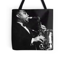 Big Band Sax Tote Bag
