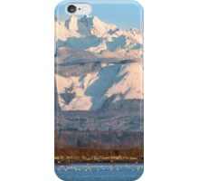 Three Fingers Mountain and Big Bear Mountain iPhone Case/Skin