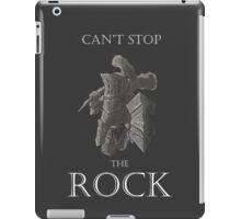 Havel The Rock iPad Case/Skin