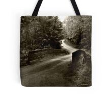 Swann Mill Road Tote Bag