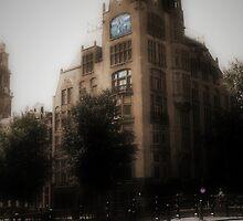 sightseeing Amsterdam by eric abrahamowicz