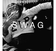 Swag Monkey Photographic Print