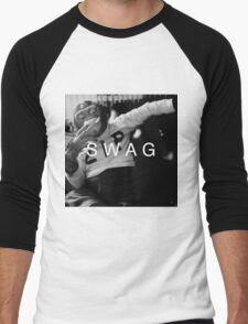 Swag Monkey Men's Baseball ¾ T-Shirt