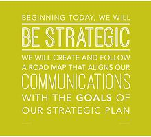 Be Strategic (Wide Margins) by briansooy