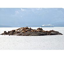 Rock Cruise Photographic Print