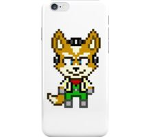Fox McCloud - Star Fox Team Mini Pixel iPhone Case/Skin