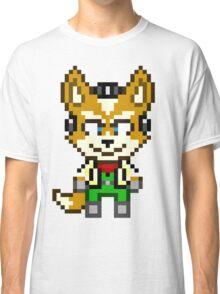 Fox McCloud - Star Fox Team Mini Pixel Classic T-Shirt