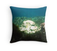 The living thing. Throw Pillow