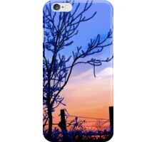 December Sunset iPhone Case/Skin