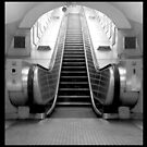 London escalator by daveyt