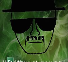 Heisenberg- All Bad Things Must Come To An End by xozeus