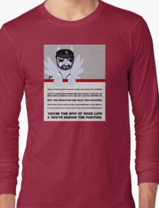 Pegabrook peptalk Long Sleeve T-Shirt
