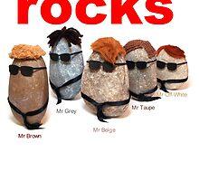 Reservoir Rocks by rockbottom