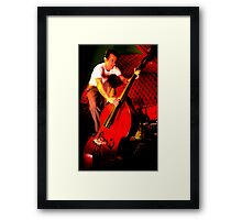 Rockabilly Framed Print