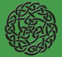 Celtic Knot 1 by Ryan Houston
