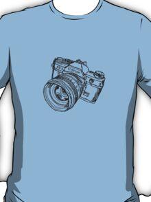 Classic SLR Camera T-Shirt