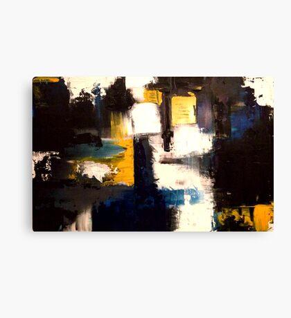 """BRUSH"" Canvas Print"